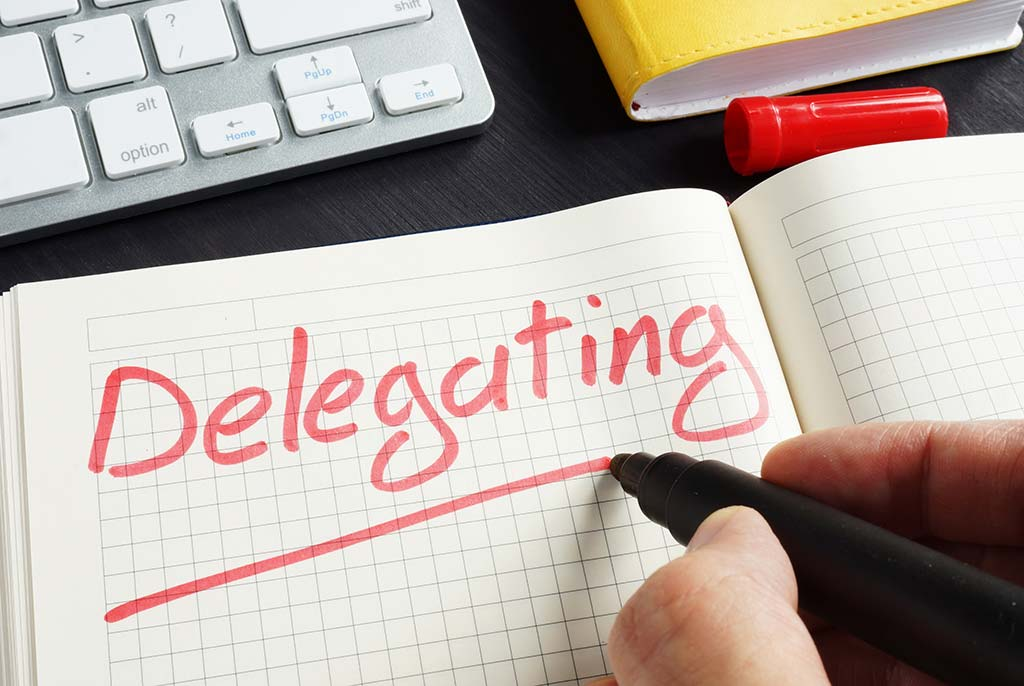 delegating accounting services