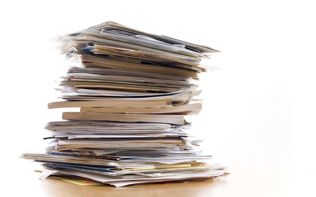 Breaking Your Paper Habit