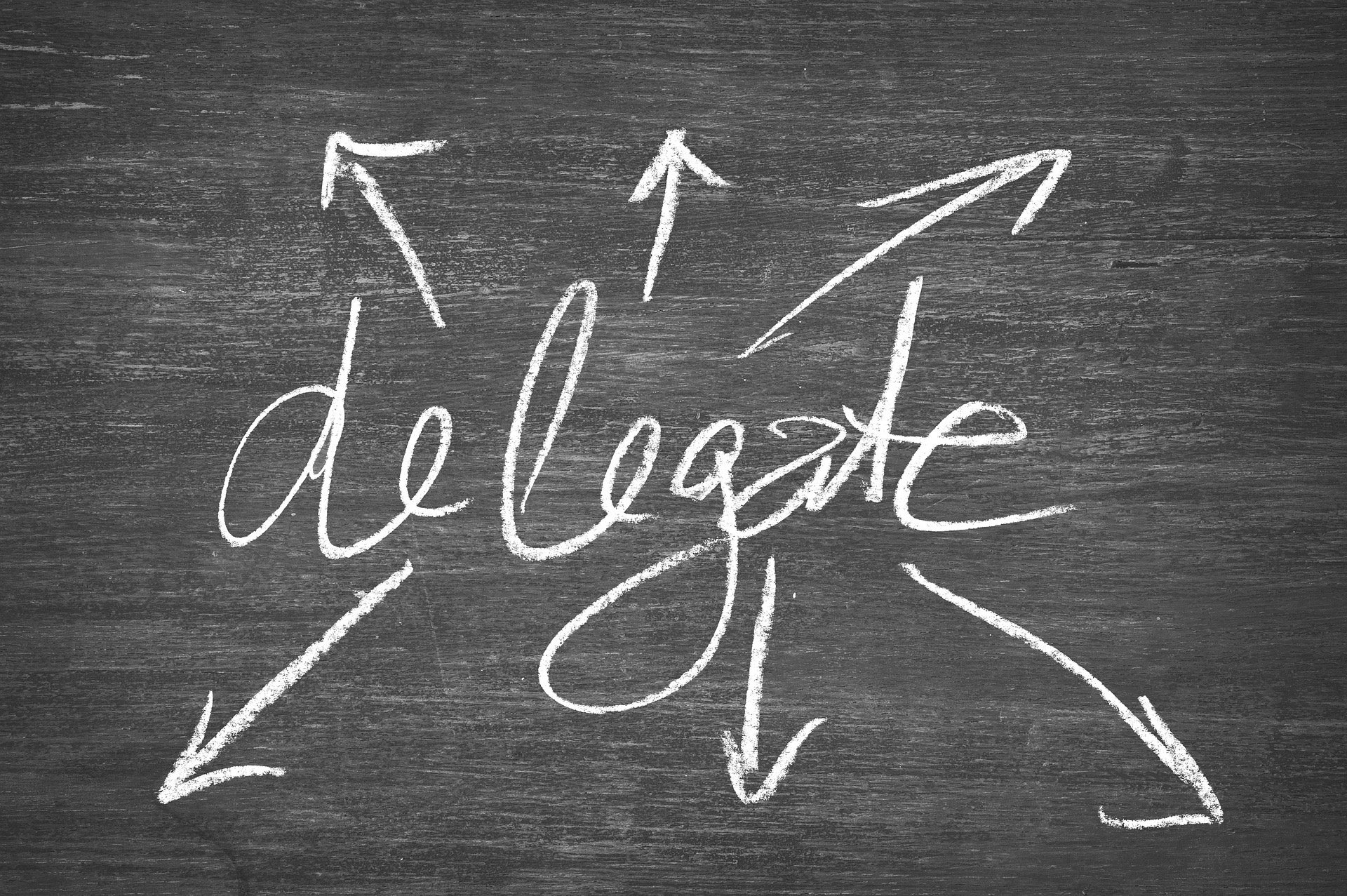 delegating your bookkeeping